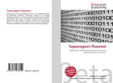 Bookcover of Toponogov's Theorem