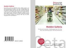 Capa do livro de Walden Galleria