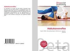 Buchcover von Adduktorenreflex
