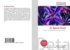 Bookcover of Q. Byrum Hurst