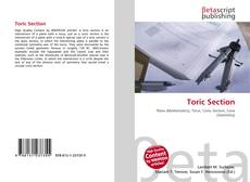 Bookcover of Toric Section