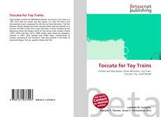 Toccata for Toy Trains kitap kapağı