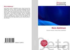 Bookcover of Rick Adelman