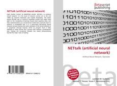 Bookcover of NETtalk (artificial neural network)
