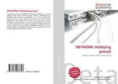 Buchcover von NETWORK (lobbying group)