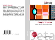 Bookcover of Straight Skeleton
