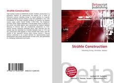 Strähle Construction的封面