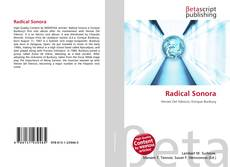 Bookcover of Radical Sonora