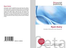 Bookcover of Ryan Avery
