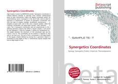 Synergetics Coordinates的封面
