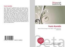 Buchcover von Yanis Kanidis