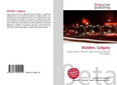 Capa do livro de Walden, Calgary