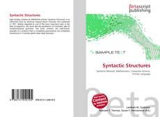Copertina di Syntactic Structures