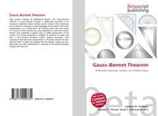 Couverture de Gauss–Bonnet Theorem