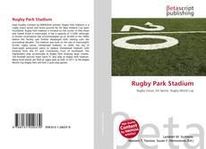 Couverture de Rugby Park Stadium