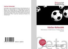 Bookcover of Václav Koloušek