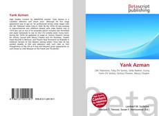 Bookcover of Yank Azman