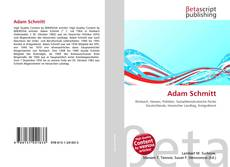 Bookcover of Adam Schmitt