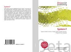 System F的封面