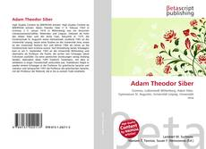 Buchcover von Adam Theodor Siber