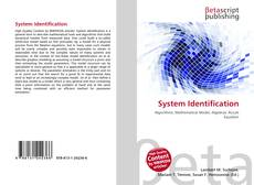 Bookcover of System Identification