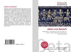 Buchcover von Adam von Bartsch