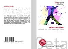 Copertina di Adel Karasholi