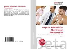 Borítókép a  Vulpian- Heidenhain- Sherrington Phenomenon - hoz