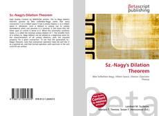 Обложка Sz.-Nagy's Dilation Theorem