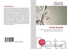 Capa do livro de Yanka Kupala