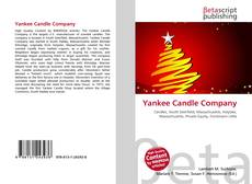 Bookcover of Yankee Candle Company
