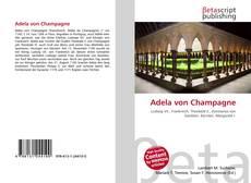 Buchcover von Adela von Champagne