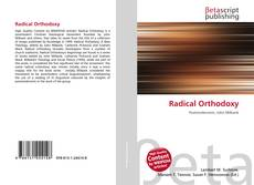 Bookcover of Radical Orthodoxy