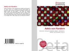 Bookcover of Adela von Flandern