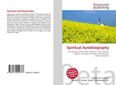 Bookcover of Spiritual Autobiography