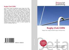 Bookcover of Rugby Club CERN