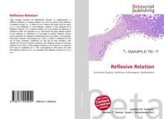 Copertina di Reflexive Relation