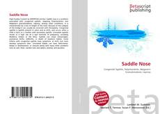 Bookcover of Saddle Nose
