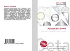 Bookcover of Poisson Manifold