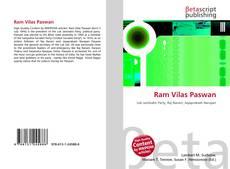 Обложка Ram Vilas Paswan