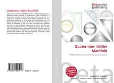 Bookcover of Quaternion- Kähler Manifold