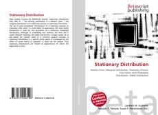 Portada del libro de Stationary Distribution