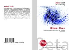 Bookcover of Regular Chain