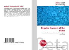 Bookcover of Regular Division of the Plane