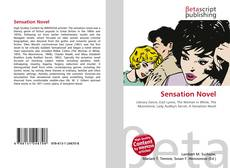 Buchcover von Sensation Novel