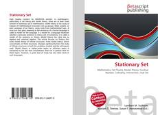 Portada del libro de Stationary Set