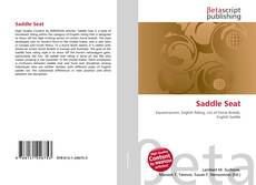 Bookcover of Saddle Seat
