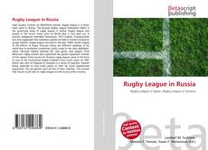 Couverture de Rugby League in Russia
