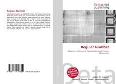 Bookcover of Regular Number