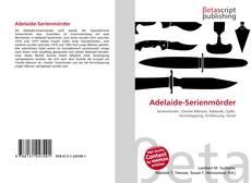 Bookcover of Adelaide-Serienmörder